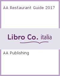 AA Restaurant Guide 2017.