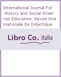 International journal for history and social.