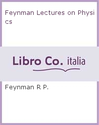 Feynman Lectures on Physics.