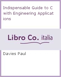 Indispensable Guide to C with Engineering Applications.