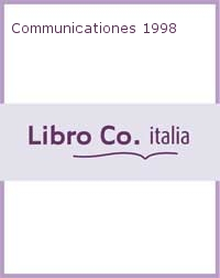 Communicationes 1998.