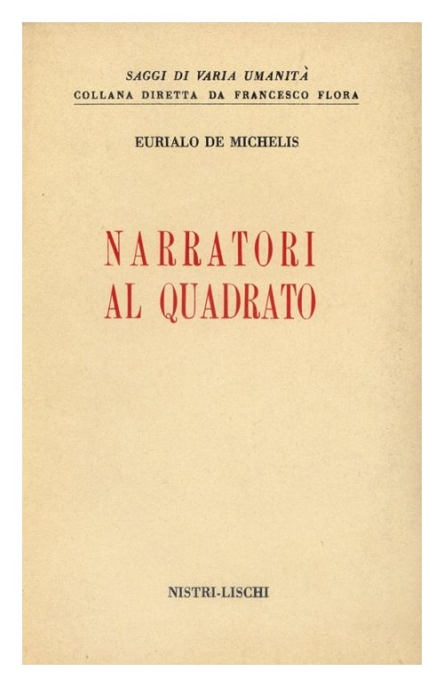 Narratori al quadrato.
