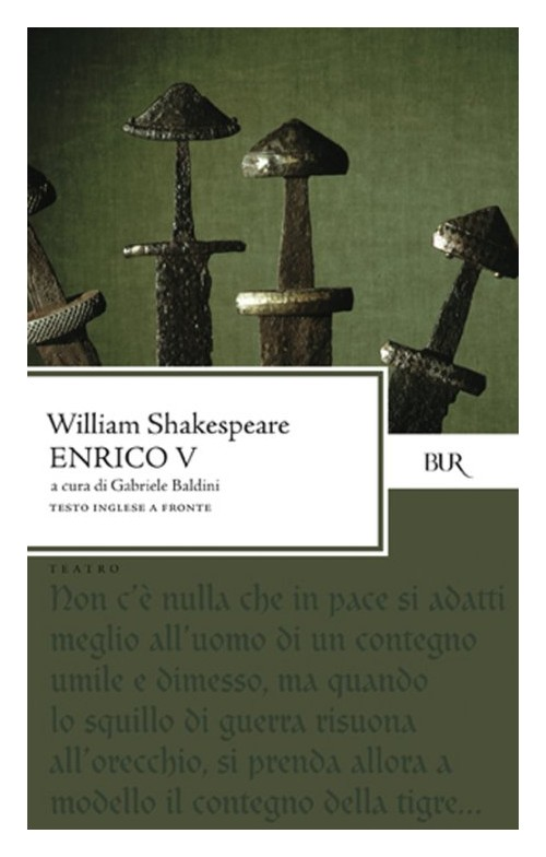 Enrico V - Shakespeare William