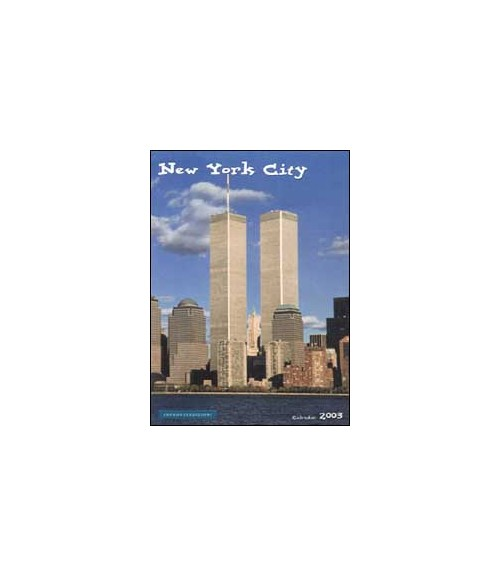 New York City. Calendario 2003.