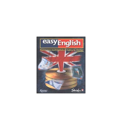 Easy english. Nuovo corso multimediale di inglese by Shenker. 4 CD-ROM.