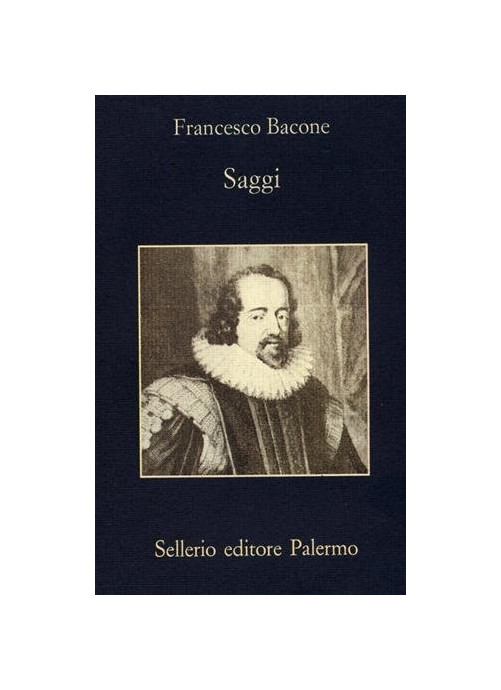 Saggi - Bacone Francesco; Brilli A. (cur.)