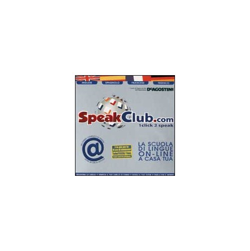 SpeakClub.com. CD-ROM.