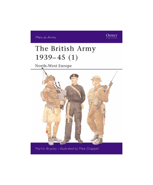 Maa 354 - british army 1939-1945 vol.1°.