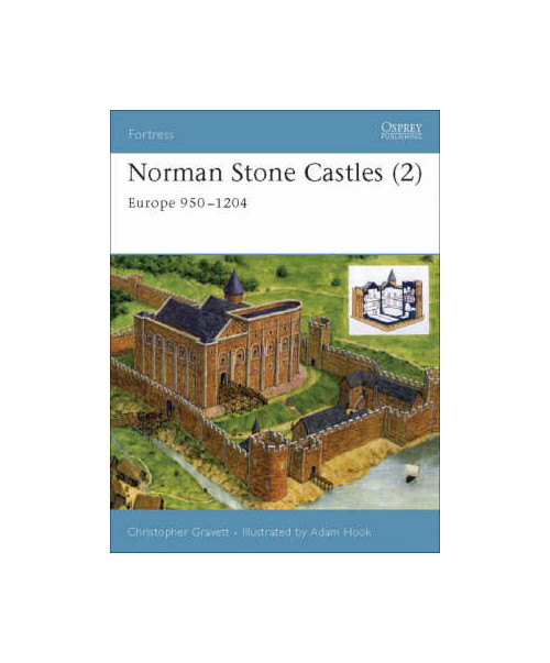 Fortress 18 - norman stone castles (2).