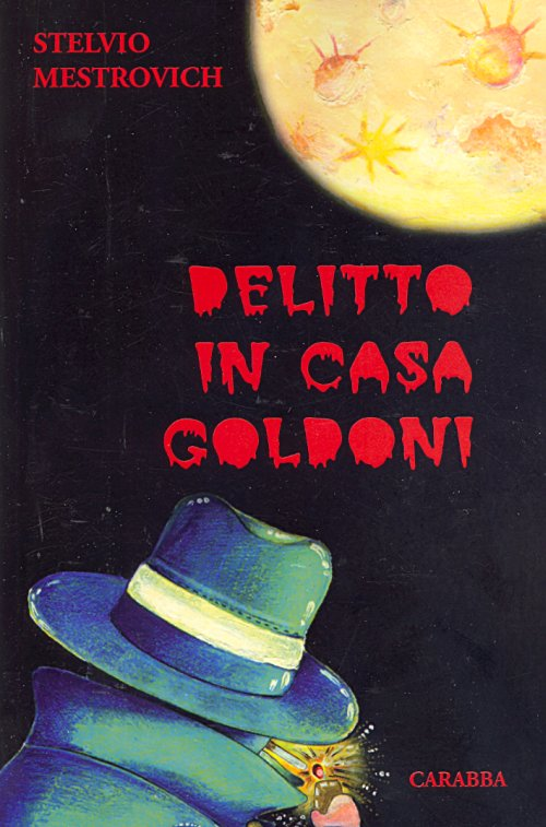 Delitto in casa Goldoni.