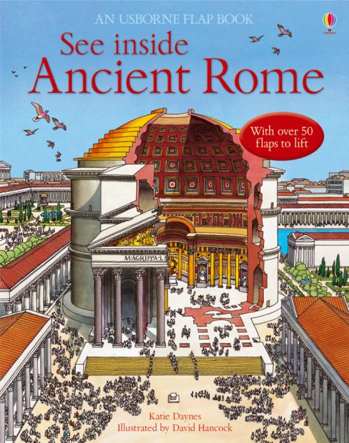 See Inside Ancient Rome.