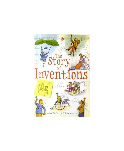 The Story of Inventions.