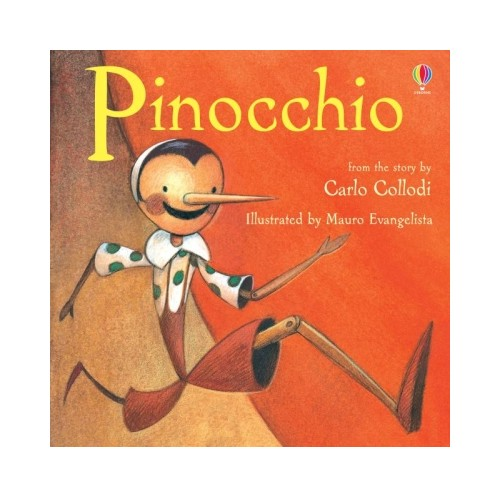 The Story of Pinocchio.