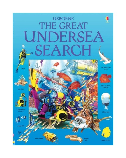 The Great Undersea Search.