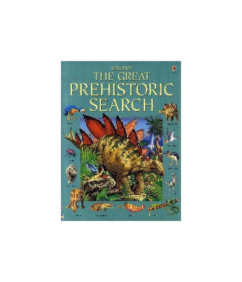 The Great Prehistoric Search.