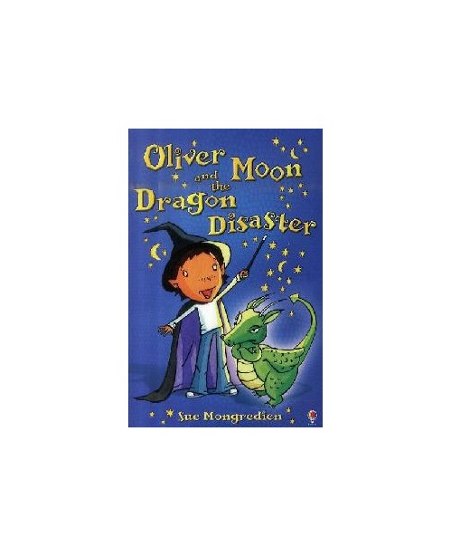 Oliver Moon and the Dragon Disaster.