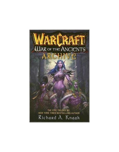 The Warcraft: War of the Ancients Archive.