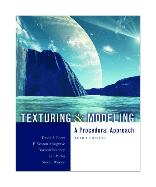 Texturing and Modeling: A Procedural Approach.
