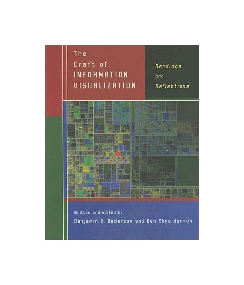 The Craft of Information Visualization.