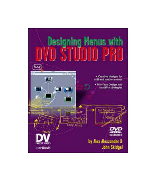 Designing Menus with DVD Studio Pro with DVD.