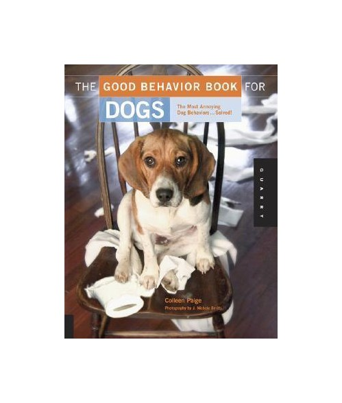 The Good Behavior Book for Dogs.
