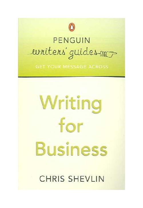 Writing for Business.