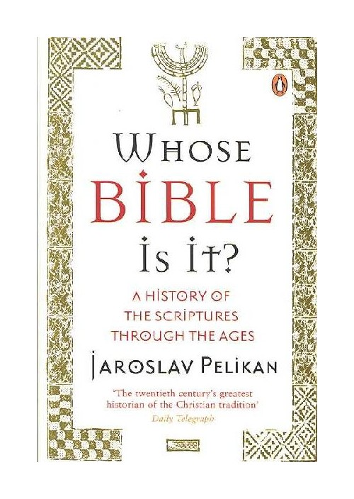 Whose Bible Is It?.