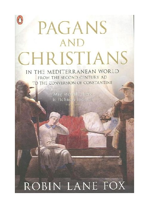 Pagans and Christians.