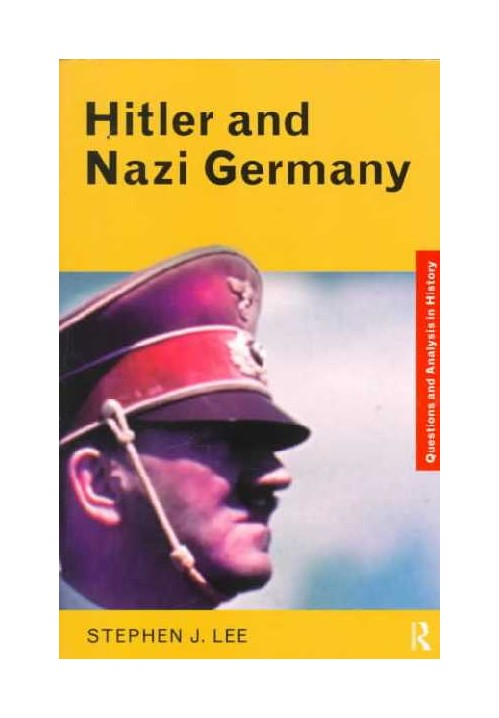 Hitler and Nazi Germany.
