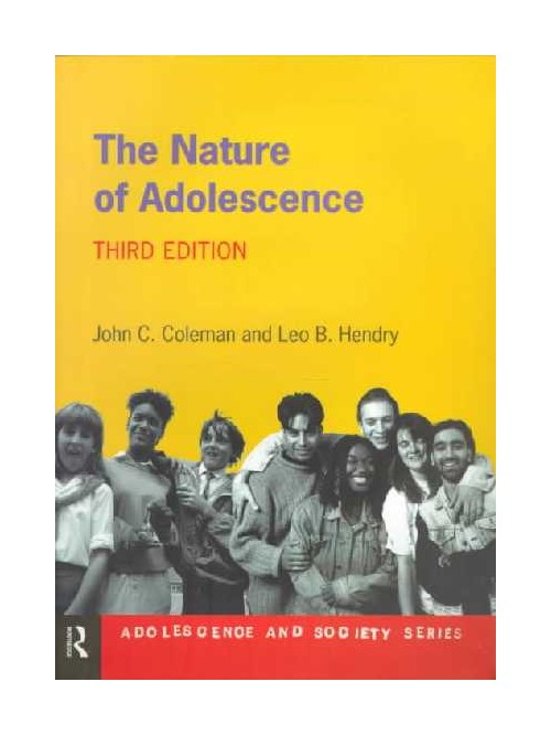 Nature of Adolescence.