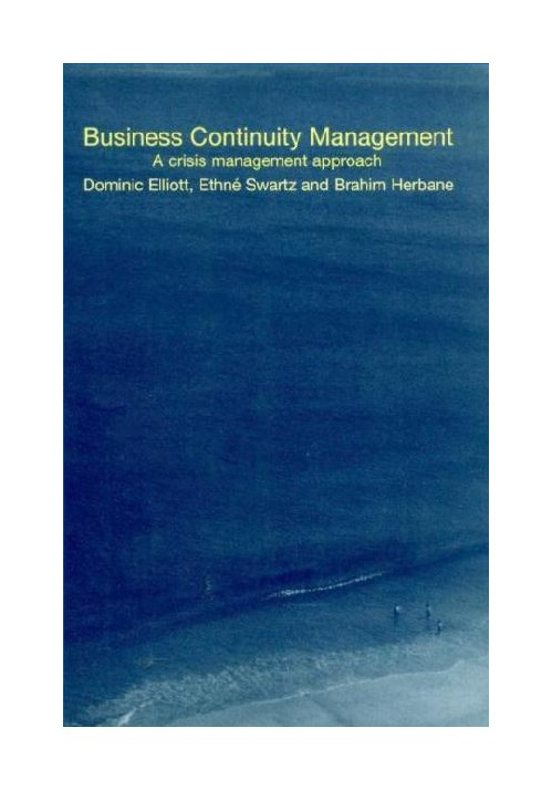 Business Continuity Management.