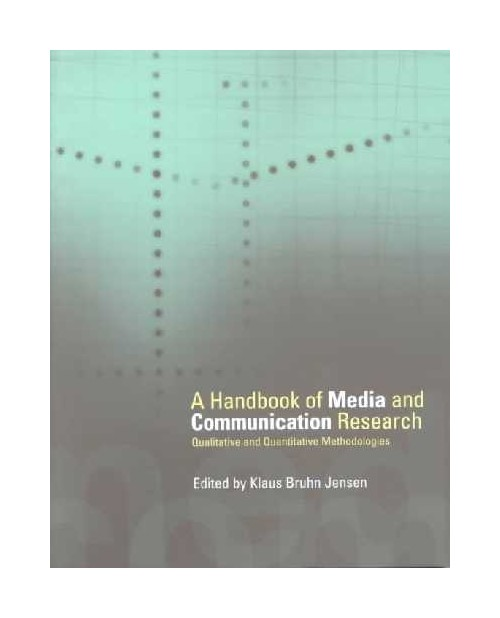 Handbook of Media and Communications Research.