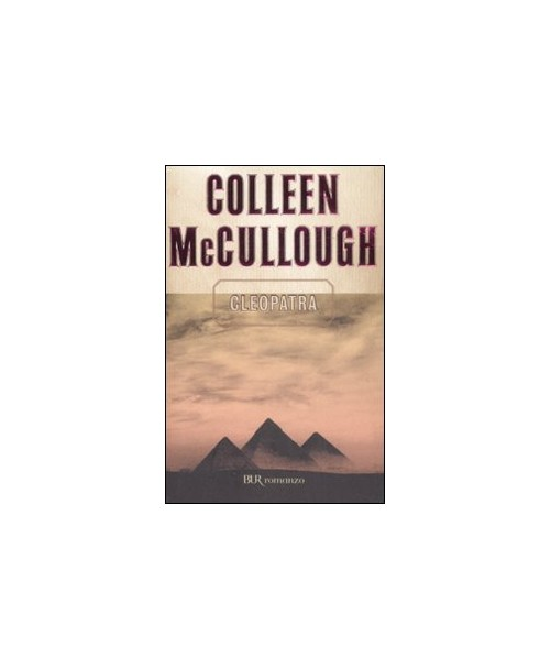 Cleopatra - McCullough Colleen