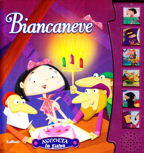 Biancaneve. Con CD Audio.
