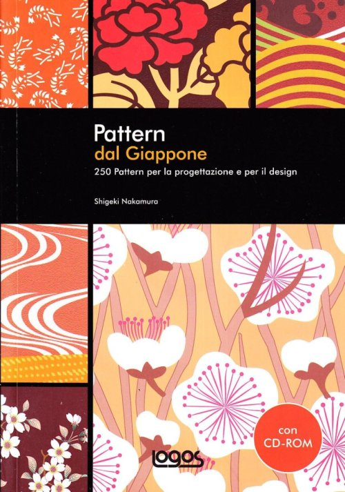 Pattern dal Giappone. Con CD-ROM.
