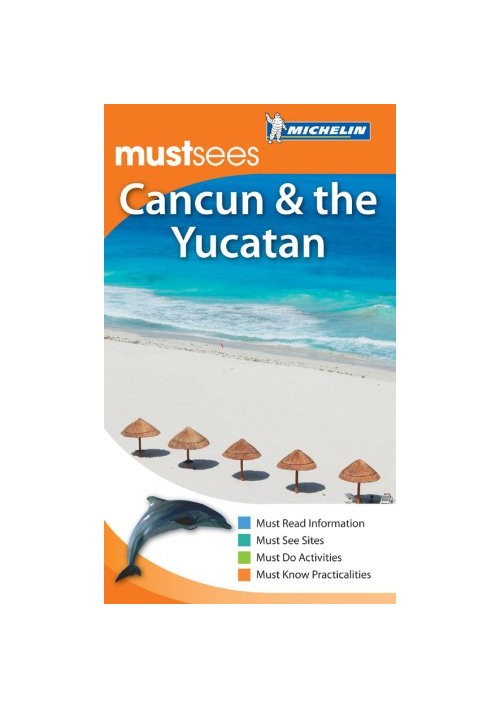 Cancun and the Yucatan.