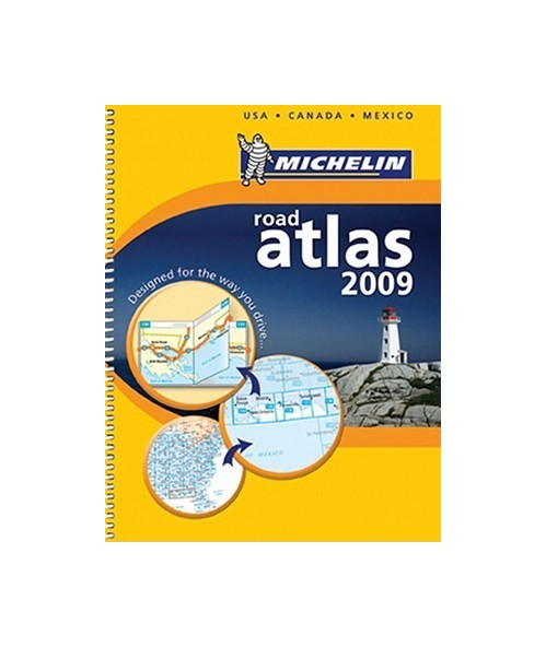 Road Atlas North America.