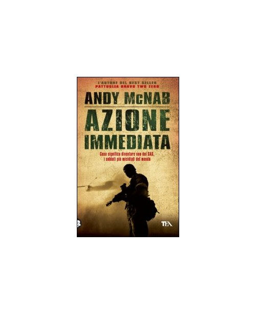 Azione immediata - McNab Andy