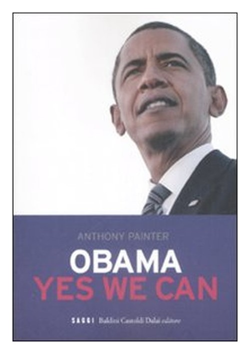 Obama. Yes we can - Painter Anthony