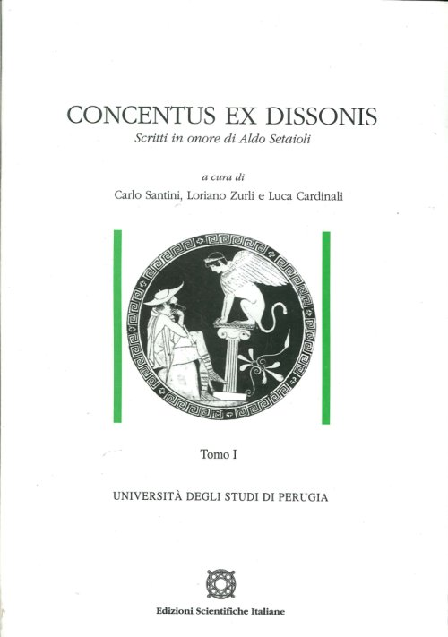 Concentus ex dissonis.