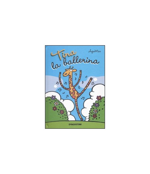 Tina la ballerina. Libro pop-up - Agomas