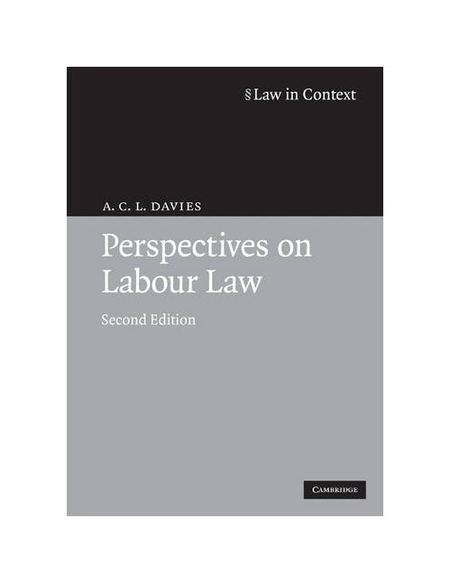 Perspectives on Labour Law.
