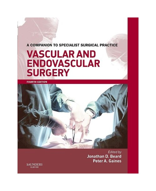 Vascular and Endovascular Surgery.