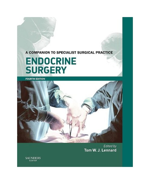 Endocrine Surgery.