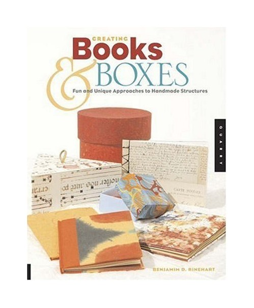 Creating Books and Boxes.