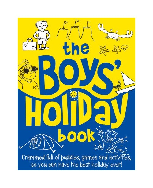 Boys' Holiday Book.