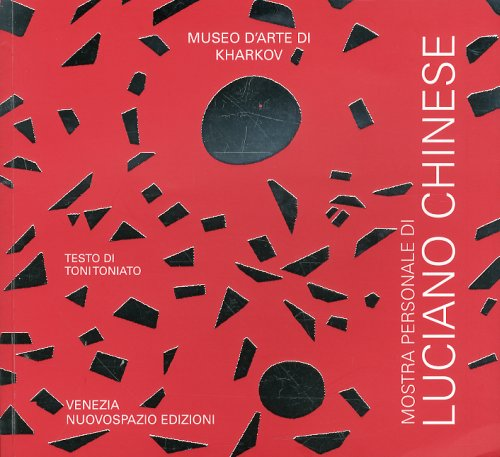 Personal exhibition of Luciano Chinese.