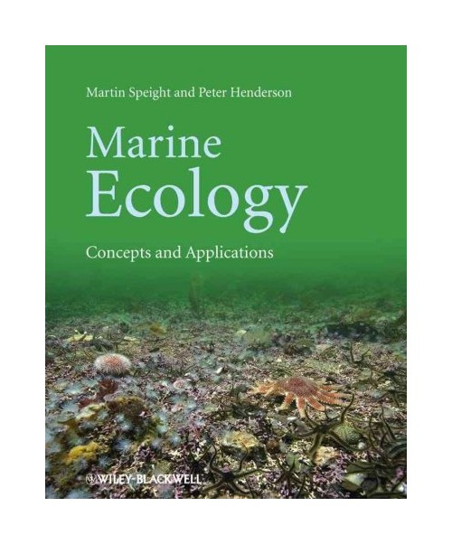 Marine Ecology. Concepts and Applications.