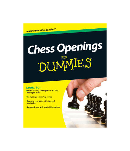 Chess Openings for Dummies.