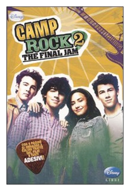 The final Jam. Camp rock 2.